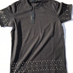 VERSACE CASUAL T-SHIRT MEN NWT %100 COTTON